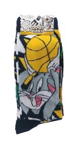 Warner Brothers Looney Tunes Socks 2-pair sz M/L Medium/Large (6-12) Black - $17.99