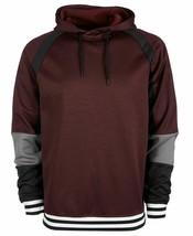 ID Ideology Men's Colorblocked Tech Fleece Hoodie, Size XL, MSRP $55 - $20.56