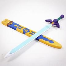 The Legend of Zelda: Skyward Sword Link True Master Sword Cosplay Prop Buy - $155.00