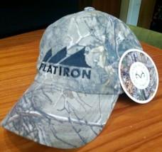 Flatiron Camo Baseball Hunter Trucker Hat Cap Realtree Xtra Adjustable  - $19.34
