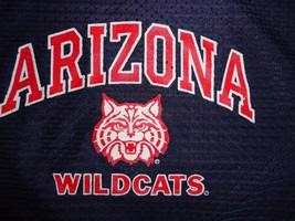 Blue Official Wildcats Wear NCAA Arizona Wildcats Jersey Shirt Girls L E... - $17.66