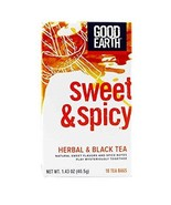 GOOD EARTH Blended Tea Original, 18 CT - $9.89