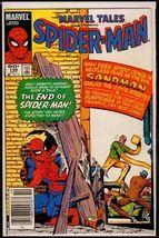 Marvel Comics MARVEL TALES Starring Spider-man #156 (1983) - $7.00