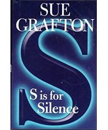 S is for Silence [Hardcover] Grafton, Sue - $2.97