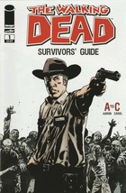 Walking Dead Surviors Guide #1 NM- 2011 Image Comics Robert Kirkman A to... - $4.84