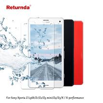 Tempered Glass for Sony Xperia Z L36h Z1 Z2 Z3 Z4 Z5 Compact Anti-Explos... - $6.38
