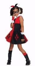 Child Harley Quinn Tutu Cosplay Batman Arkham City Gotham Costume 886980 - €25,95 EUR
