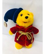 Winnie the Pooh Wizard Plush Stuffed Animal Character Toy 9 Inch Toy Net... - $14.95