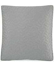 Hotel Collection Cubist Quilted Euro Sham - $38.00