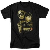 Hellboy II The Golden Army T Shirt Abe Sapien Liz Dark Horse Comics tee UNI132 image 1