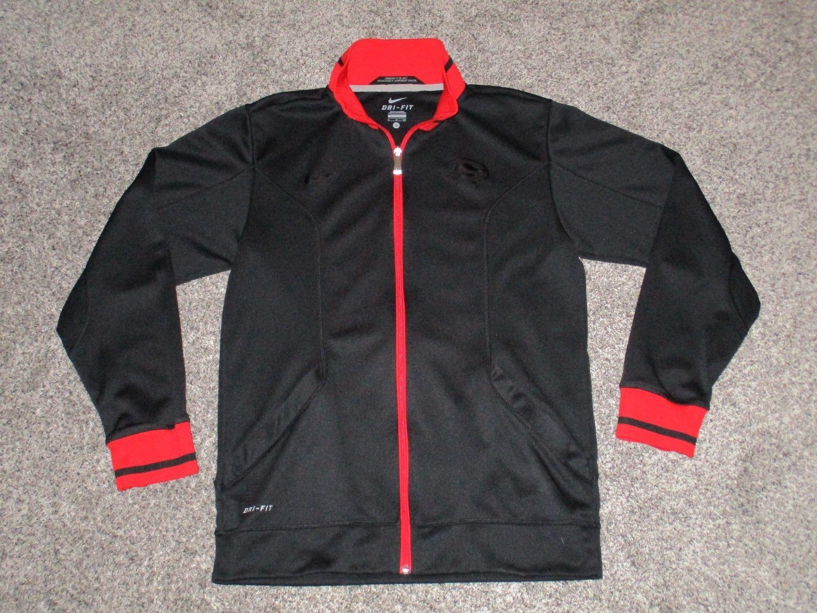 d6d6443bec1a4 Nike Dri-Fit Georgia Bulldogs Full Zip Track and 39 similar items