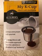 Keurig My K-cup Single Cup In Box Reusable Coffee Filter - $7.95