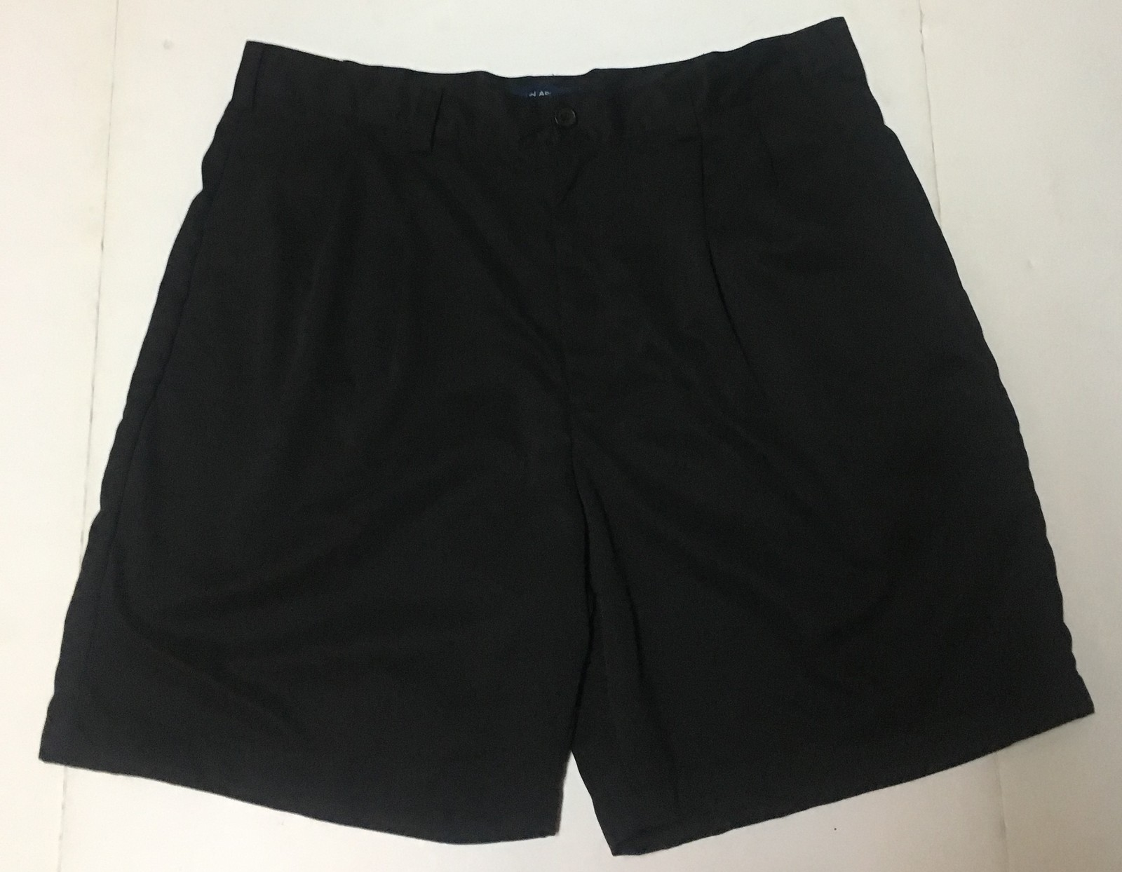John Ashford Men's Black Shorts Sz 38