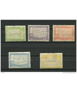 Venezuela  1896 Sc 137-1 MH Map CV $104 - £27.91 GBP