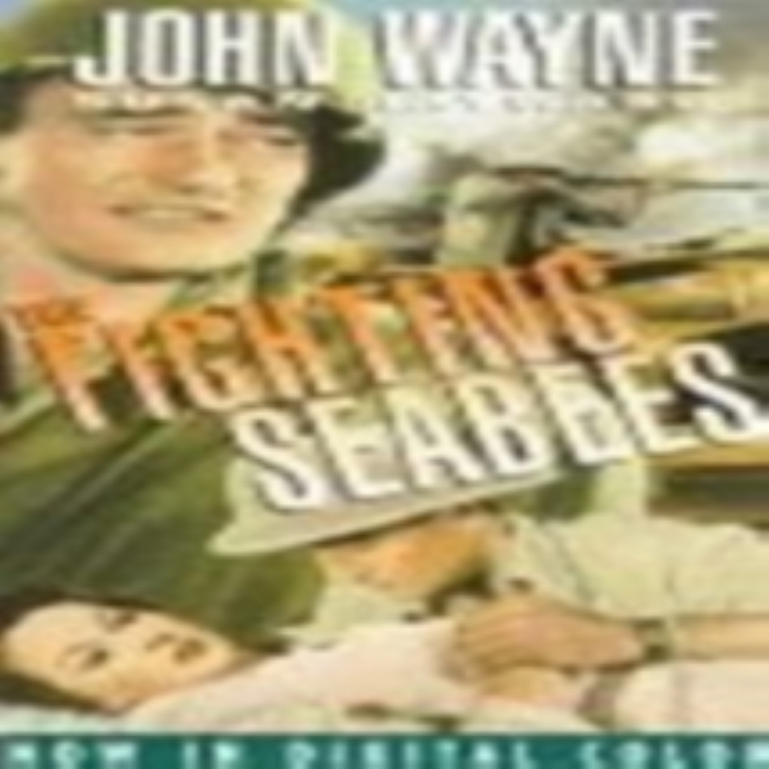 Fighting Seabees Vhs