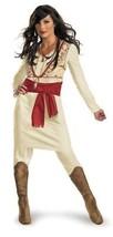 Tamina Deluxe Adult 4-6  Costume - $22.52