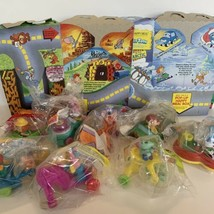 Vintage McDonalds Happy Meal Tiny Toon Adventures Boxes and Toys Unopened Lot - $23.47