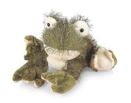 FROG HM001 Ganz Webkinz Plush with Code Beanbag Stuffed Animal Toy - $5.93