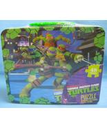 Teenage Mutant Ninja Turtles 48 Piece Puzzle in Lunch Box Tin  - $22.95