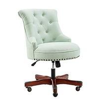 Linon Home Décor Leslie Mint Green Office Chair - $342.67