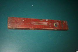 "Vintage Wood Level  Henry Disston and Sons 18"" - $6.93"