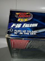 AIR HOGS RC F-16 FALCON FIGHTER RADIO CONTROL AIRPLANE (TARGET EXCLUSIVE) image 8