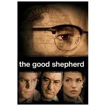 The Good Shepherd (DVD, 2007, Anamorphic Widescreen) - $3.63