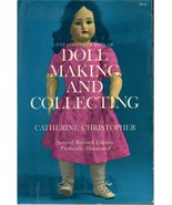 Doll Making and Collecting Catherine Christopher Doll Hair Body Clothes - $9.99