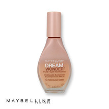 Maybelline Dream Wonder Fluid-Touch Foundation, 10 Porcelain Ivory - $4.48