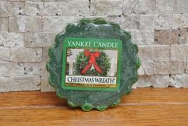 NEW Yankee Candle Wax Potpourri Christmas Wreath Tart - $2.96