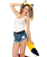 2 Pc Yellow Rockin' Fox Halloween Costume Kit by Leg Avenue™#A1967 - $23.89 CAD