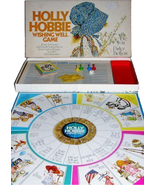 1970 Vintage Parker Brothers HOLLY HOBBIE WISHING WELL Board Game Complete - $28.99