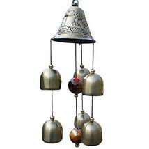 Homedeco Inspirational Amazing Grace Wind Chime Outdoor Living Yard Gard... - $14.74