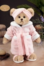 "Bearington Bears ""Patty Pampered"" 13"" Collector Bear- Sku#168104- New- 2008 - $44.99"