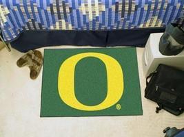 NCAA -  Oregon Starter Rug 19 inch x30 inch   - $34.99