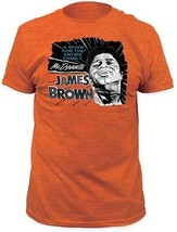 T-Shirts Sizes S-2XL New Authentic James Brown Mr Dynamite T Shirt - $27.61+