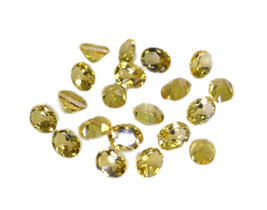 delicate Citrine Faceted Oval 4x6 mm Loose Gemstones - $1.93