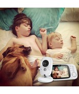 """GHB walkies Childrens Wireless Baby Monitor Smart LCD 3.2 """"Vision - $367.10"""