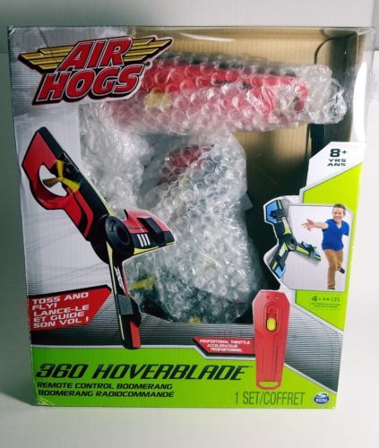 Air Hogs - 360 Hoverblade - Remote Control Boomerang - stopped working - READ