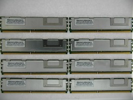 32gb (4gbx8) Pc2-5300f 667mhz Cl5 2rx4 ECC Fb-dimm für Servers/Mac pro G... - $153.53
