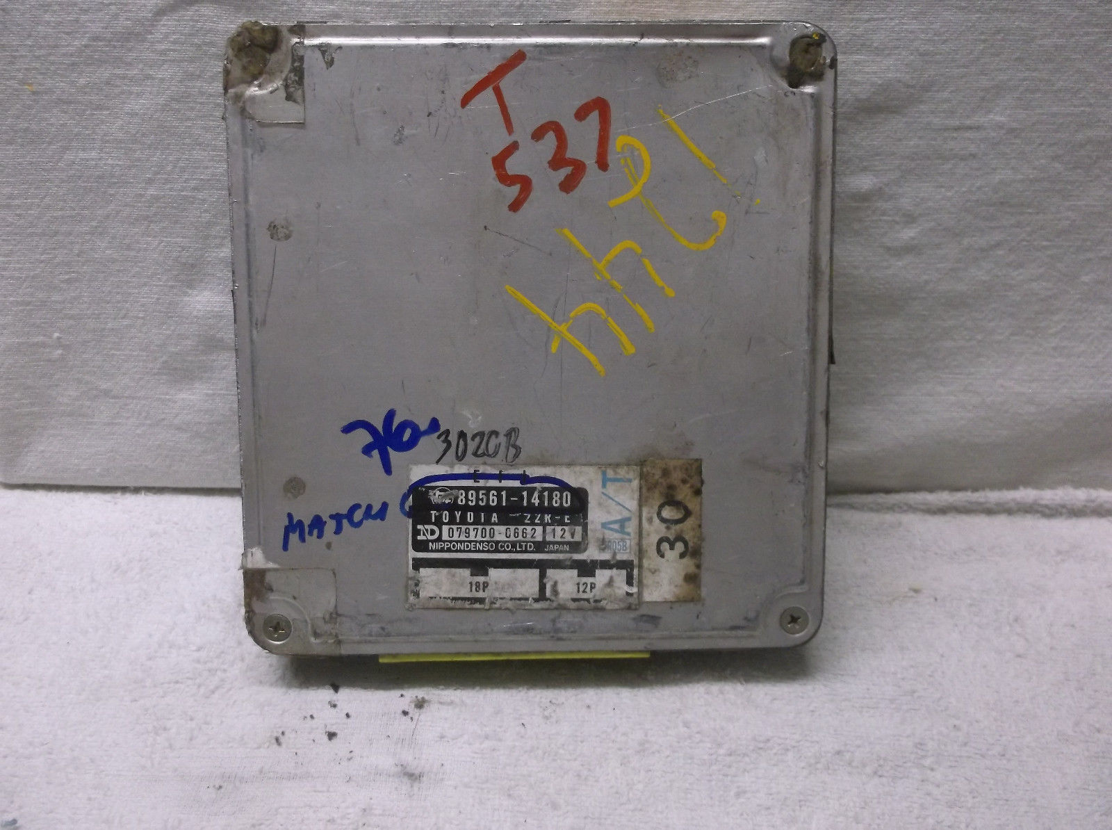 2011..11 FORD ESCAPE//MARINER  3.0L  AUTO  ENGINE CONTROL COMPUTER.ECU.ECM.PCM
