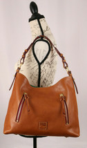 Dooney & Bourke Florentine Cooper Hobo Shoulder Bag 8L1124 NA Natural NWOT - $294.32