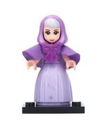Fairy Godmother - Disney Cartoons Custom Minifigure Block Gift Toy - $2.99
