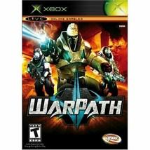 WarPath (Microsoft Xbox, 2006) Brand New & Sealed - $24.18