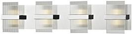 Elk Lighting 81142/LED Vanity-Lighting-fixtures, Chrome - $340.00