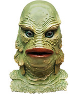 Universal Classic Monsters - Creature From the Black Lagoon Halloween Mask - £61.08 GBP