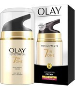 Olay Total Effects Day Cream 7 in 1 Normal SPF 15  50gm Free Shipping - $17.99