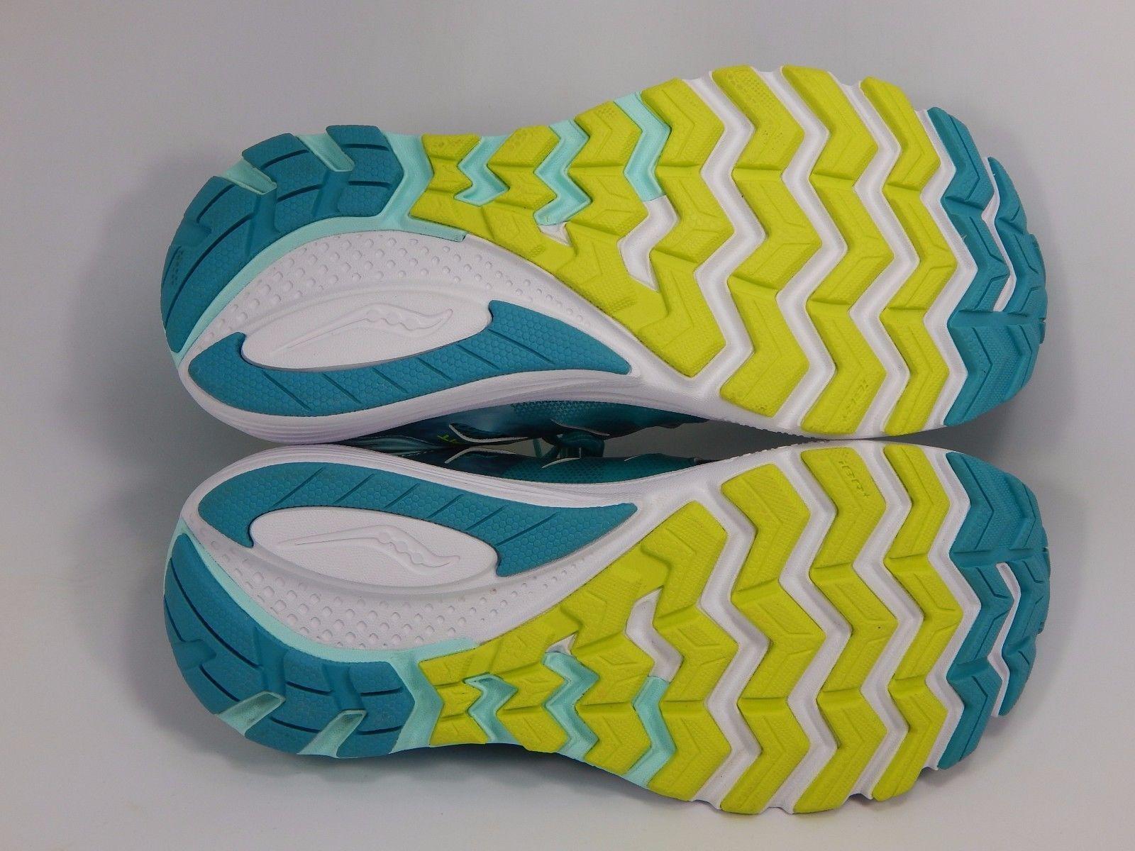 Saucony Zealot ISO 2 Women's Running Shoes Size US 8 M (B) EU 39 Green S10314-4