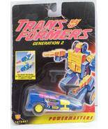Transformers Generation 2 Powermasters Autobot Hasbro 1994 MIB - $69.78