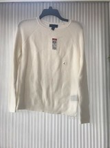 Attention Winter Group Table Sweater Long Sleeve Size S Ships N 24h - $17.98